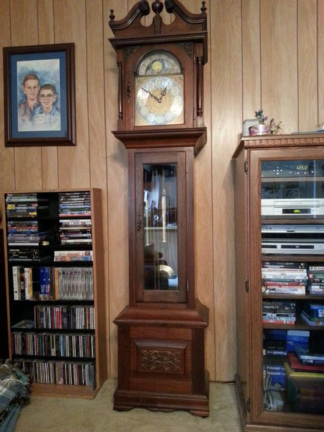 Photo - Grandfather Clock